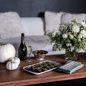 Fall Entertaining - Inspiration for Modern Parties
