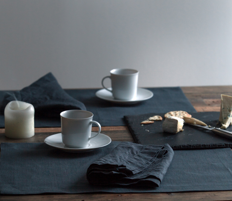 why linen placemats and napkins elevate everyday meals to a special occasion