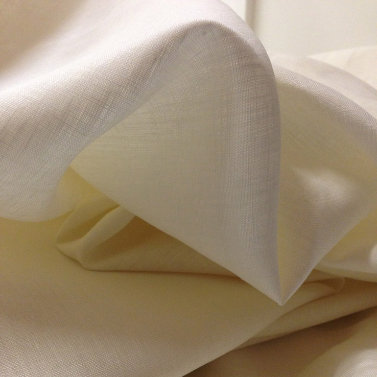 why linen is the most lustrous luxurious fabric for bed and table linens