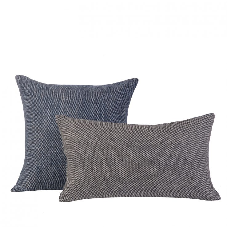 Practical Gift Guide Shibori Indigo Japanese Cotton Pillow