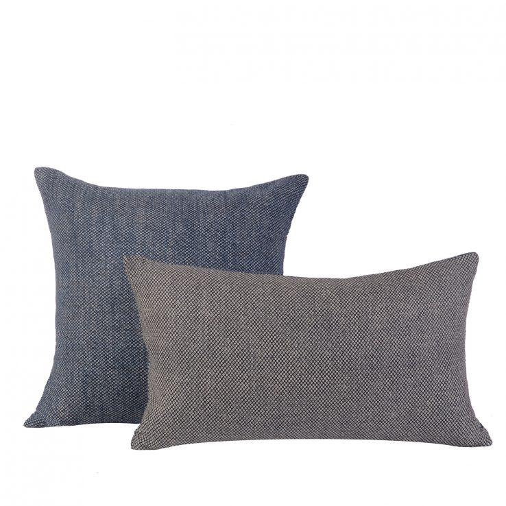 Practical Gift Guide Shibori Indigo Japanese Cotton Pillow